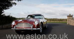 фото Астон Мартин Aston Martin DB5 Vantage Spec 1965. Кликните для просмотра фото автомобиля большего размера.