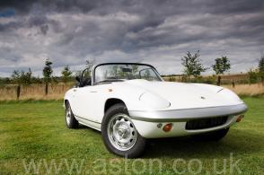 вид Лотус Lotus Elan S4 Open Sports 1971. Кликните для просмотра фото автомобиля большего размера.