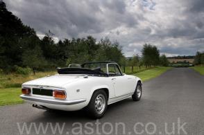 обзор Лотус Lotus Elan S4 Open Sports 1971. Кликните для просмотра фото автомобиля большего размера.