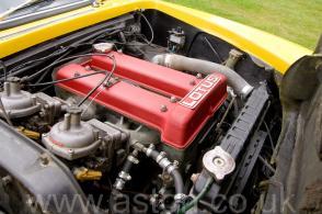 кузов Лотус Lotus S3 Elan SE Limited Edition 1969. Кликните для просмотра фото автомобиля большего размера.