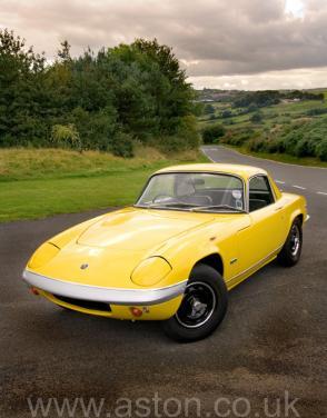 фото Лотус Lotus S3 Elan SE Limited Edition 1969. Кликните для просмотра фото автомобиля большего размера.