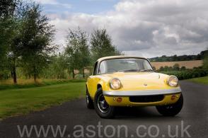 вид Лотус Lotus S3 Elan SE Limited Edition 1969. Кликните для просмотра фото автомобиля большего размера.