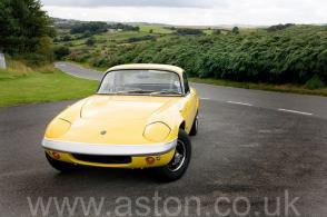 обзор Лотус Lotus S3 Elan SE Limited Edition 1969. Кликните для просмотра фото автомобиля большего размера.