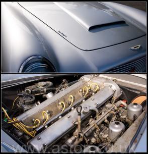 разгон Астон Мартин Aston Martin DB6 1967. Кликните для просмотра фото автомобиля большего размера.
