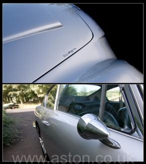 обзор Астон Мартин Aston Martin DB6 1967. Кликните для просмотра фото автомобиля большего размера.