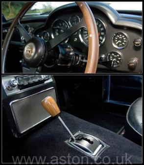роскошный Астон Мартин Aston Martin DB6 1967. Кликните для просмотра фото автомобиля большего размера.