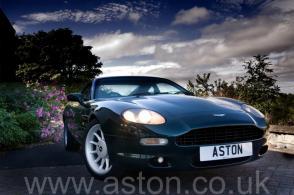 купить Астон Мартин Aston Martin DB7 Coupe 1997. Кликните для просмотра фото автомобиля большего размера.