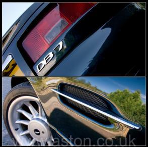 фотография Астон Мартин Aston Martin DB7 Coupe 1997. Кликните для просмотра фото автомобиля большего размера.