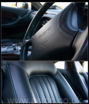 цвет Астон Мартин Aston Martin DB7 Coupe 1997. Кликните для просмотра фото автомобиля большего размера.