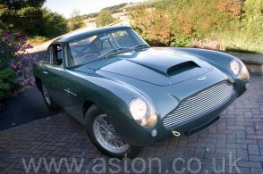 обзор Астон Мартин Aston Martin DB4 GT 1961. Кликните для просмотра фото автомобиля большего размера.