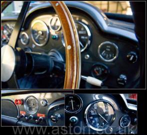 цвет Астон Мартин Aston Martin DB4 GT 1961. Кликните для просмотра фото автомобиля большего размера.
