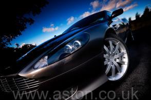 купить Астон Мартин Aston Martin DB9 2005. Кликните для просмотра фото автомобиля большего размера.