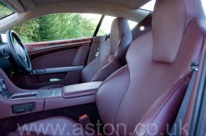 разгон Астон Мартин Aston Martin DB9 2005. Кликните для просмотра фото автомобиля большего размера.