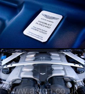 салон Астон Мартин Aston Martin DB9 2005. Кликните для просмотра фото автомобиля большего размера.