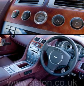 цвет Астон Мартин Aston Martin DB9 2005. Кликните для просмотра фото автомобиля большего размера.
