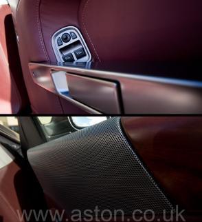 красивый Астон Мартин Aston Martin DB9 2005. Кликните для просмотра фото автомобиля большего размера.
