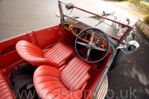 фото Астон Мартин Aston Martin Лагонда (Lagonda 2-Litre Supercharged Tourer) 1932. Кликните для просмотра фото автомобиля большего размера.