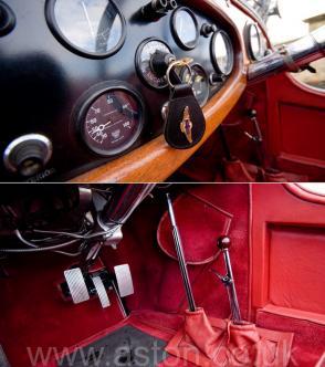 обзор Астон Мартин Aston Martin Лагонда (Lagonda 2-Litre Supercharged Tourer) 1932. Кликните для просмотра фото автомобиля большего размера.