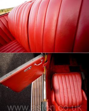 цвет Астон Мартин Aston Martin Лагонда (Lagonda 2-Litre Supercharged Tourer) 1932. Кликните для просмотра фото автомобиля большего размера.