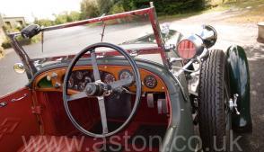 роскошный Астон Мартин Aston Martin Лагонда (Lagonda 2-Litre Supercharged Tourer) 1932. Кликните для просмотра фото автомобиля большего размера.