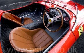 красивый Феррари Ferrari 246S Dino Front Engine Sports Racer 1968. Кликните для просмотра фото автомобиля большего размера.