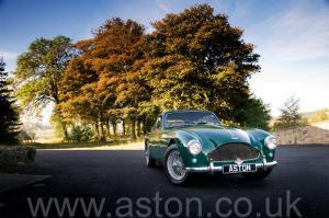 фото Астон Мартин DB2/4 MkIII 1958. Кликните для просмотра фото автомобиля большего размера.