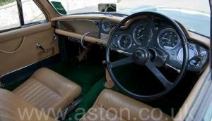 роскошный Астон Мартин DB2/4 MkIII 1958. Кликните для просмотра фото автомобиля большего размера.