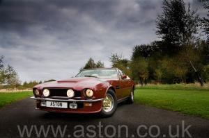 купить Астон Мартин Aston Martin V8 Volante 1980. Кликните для просмотра фото автомобиля большего размера.