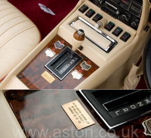 цвет Астон Мартин Aston Martin V8 Volante 1980. Кликните для просмотра фото автомобиля большего размера.