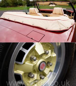 роскошный Астон Мартин Aston Martin V8 Volante 1980. Кликните для просмотра фото автомобиля большего размера.