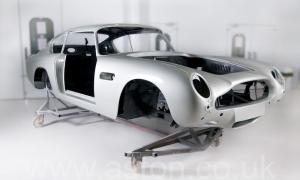 обзор Астон Мартин Aston Martin DB6 MKI Vantage 1967. Кликните для просмотра фото автомобиля большего размера.