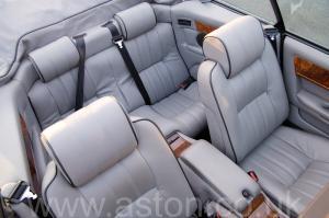 вид Астон Мартин Aston Martin V8 Volante - LWB 2000. Кликните для просмотра фото автомобиля большего размера.