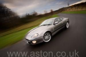 купить Астон Мартин Aston Martin DB7 Vantage 2004. Кликните для просмотра фото автомобиля большего размера.