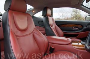 разгон Астон Мартин Aston Martin DB7 Vantage 2004. Кликните для просмотра фото автомобиля большего размера.