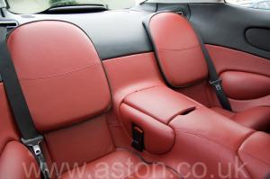 кузов Астон Мартин Aston Martin DB7 Vantage 2004. Кликните для просмотра фото автомобиля большего размера.