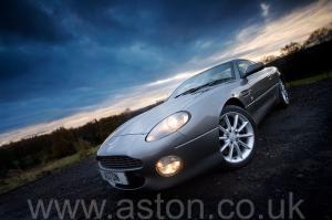 цвет Астон Мартин Aston Martin DB7 Vantage 2004. Кликните для просмотра фото автомобиля большего размера.