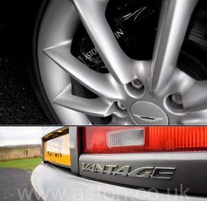 роскошный Астон Мартин Aston Martin DB7 Vantage 2004. Кликните для просмотра фото автомобиля большего размера.