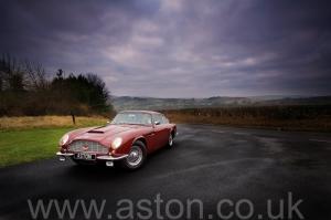 купить Астон Мартин DB6 MK II 1970. Кликните для просмотра фото автомобиля большего размера.