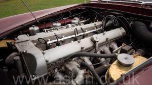 разгон Астон Мартин DB6 MK II 1970. Кликните для просмотра фото автомобиля большего размера.