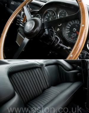 вид Астон Мартин DB6 MK II 1970. Кликните для просмотра фото автомобиля большего размера.