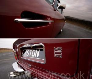 красивый Астон Мартин DB6 MK II 1970. Кликните для просмотра фото автомобиля большего размера.