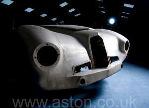 купить Астон Мартин DB1 1950. Кликните для просмотра фото автомобиля большего размера.