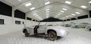 разгон Астон Мартин DB1 1950. Кликните для просмотра фото автомобиля большего размера.