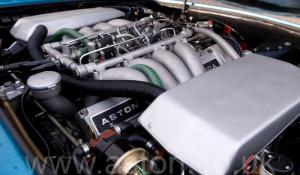 разгон Астон Мартин DBS V8 1972. Кликните для просмотра фото автомобиля большего размера.