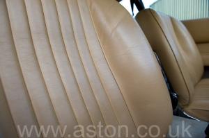 кузов Астон Мартин DBS V8 1972. Кликните для просмотра фото автомобиля большего размера.