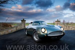 купить Астон Мартин DB4 GT Zagato 1960. Кликните для просмотра фото автомобиля большего размера.