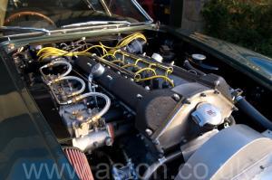 разгон Астон Мартин DB4 GT Zagato 1960. Кликните для просмотра фото автомобиля большего размера.