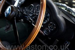 обивка Астон Мартин DB4 GT Zagato 1960. Кликните для просмотра фото автомобиля большего размера.