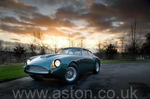 роскошный Астон Мартин DB4 GT Zagato 1960. Кликните для просмотра фото автомобиля большего размера.