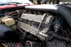 кузов Астон Мартин V8 Coupe 1976. Кликните для просмотра фото автомобиля большего размера.